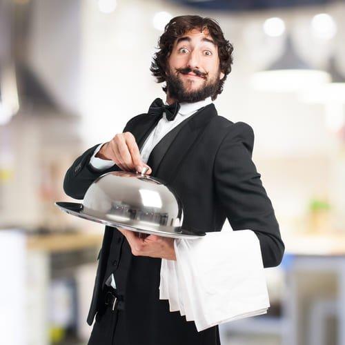 Cameriere pazzo