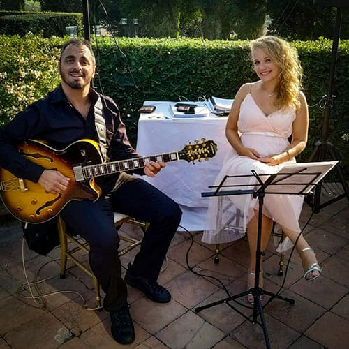 Duo Elena e Daniele