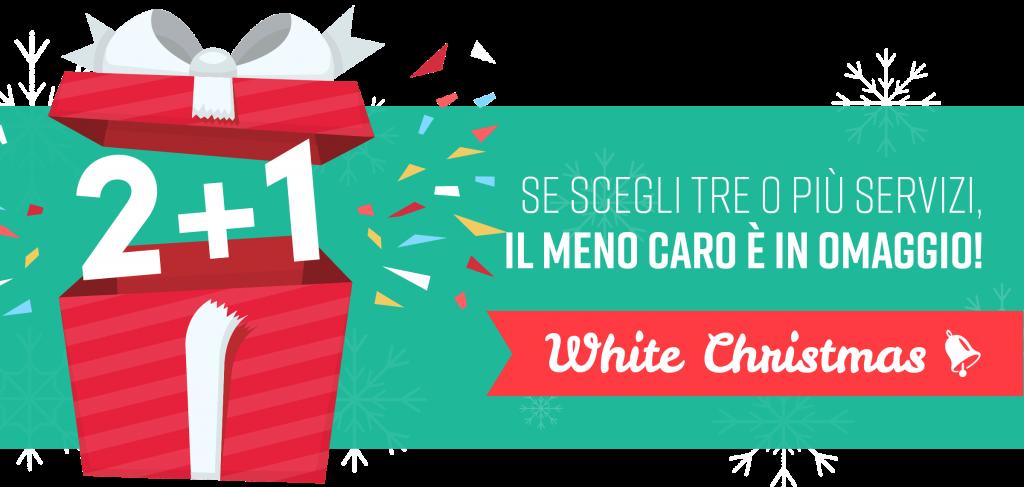 Promo White Christmas
